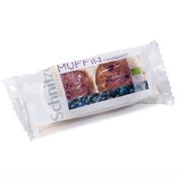 Blueberries muffins gluten free bio - 140 g