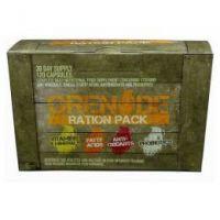 Grenade® Ration Pack - 120 capsule