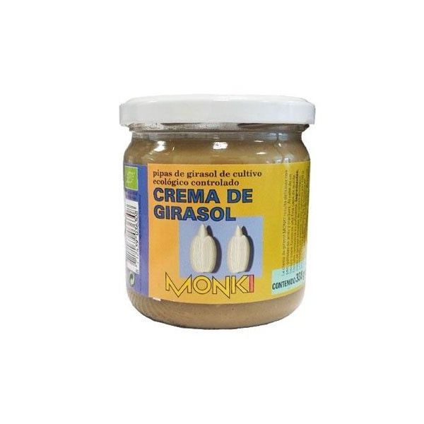 Crema di semi di girasole - 330g