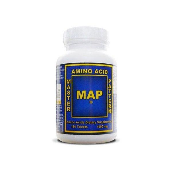 MAP Aminoacids 1000 mg - 120 capsule