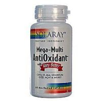 AntiOxidant. Mega-Multi w/Very Berry™  - 60 caspule vegetali
