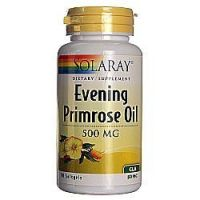 Evening Primrose Oil 500mg - 90 Capsule Vegetali