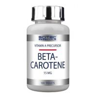 Beta-Caroteno 15 mg Vitamina A- 90 cps