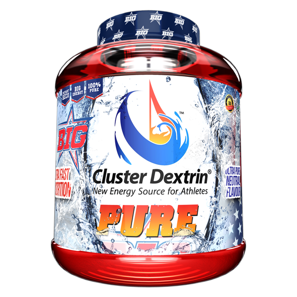 Cluster dextrin pure - 1kg