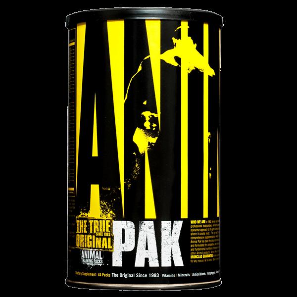 Animal Pak, 44 packs (bustine)