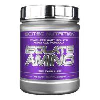 Isolate Amino - 500 caps