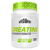 Creatine completohydrate creapure - 1000 tablets