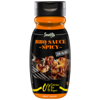 Bbq sauce spicy - 305ml