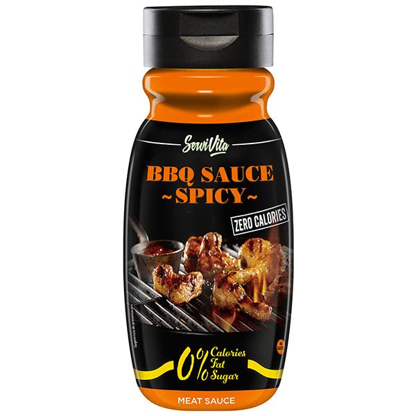 Bbq sauce spicy - 305ml