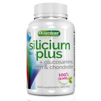 Silicium plus - 120 tablets