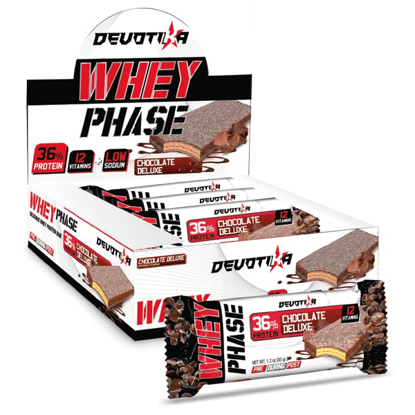 Ud whey phase protein bar - 35 g
