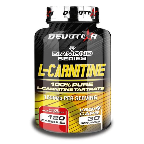 L-carnitine - 120 caps