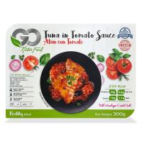 Tuna in tomato sauce - 300g