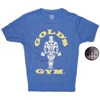 camiseta niño premium muscle joe