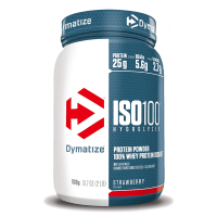 Iso 100 hydrolized - 908g Dymatize - 1