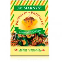 Propolis candy with menthol eucalyptus - 1 kg