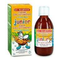 Junior syrup with vitamins and royal jelly - 250ml
