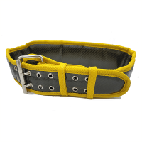 Carbon fiber belt for men