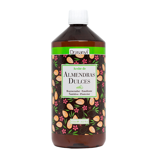 Sweet almond oil - 1l