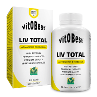 Liv Total - 60 capsules