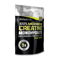 100% Creatina Monohidrato (borsa) - 500g