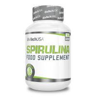 Spirulina - 100 Compresse
