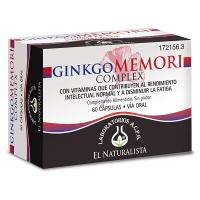 Ginkgomemori complex - 60 capsules