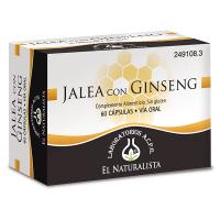 Royal jelly + ginseng - 48 capsules