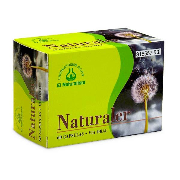 Naturaler - 60 capsules