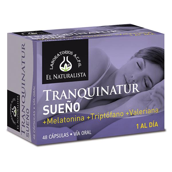 Tranquinatur sleep - 48 capsules
