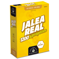Royal jelly 1200 with propolis - 20 vials