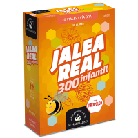Royal jelly 300 children with propolis - 20 vials