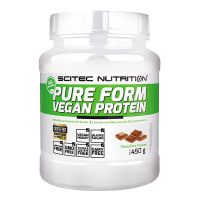 Pure form vegan protein - 450g