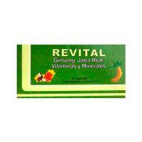 Revital ginseng - 30 capsules