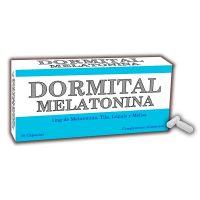 Dormital melatonin - 30 capsules