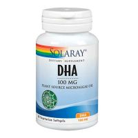 Dha 100mg - 30 vegetarian softgels