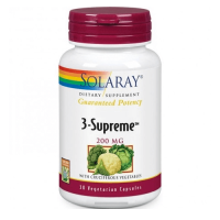 3 supreme 200mg - 30 vegetable capsules
