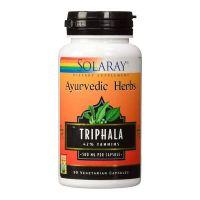 Triphala - 500mg - 90 capsules Solaray - 1