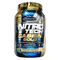 Nitro tech casein gold - 1,13 kg
