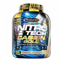 Nitro tech casein gold - 2,23 kg