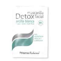 Detox facial mask - 50x25ml
