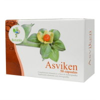 Asviken - 50 capsules