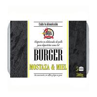 Bandeja de 5 hamburguesas - 500g