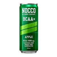 Nocco bcaa+ apple - 330ml