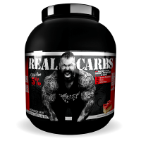 Real carbs - 1800g