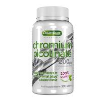 Chromium picolinate 200mcg - 100 tablets
