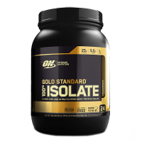 100% isolate gold standard 1,6 lb (744g)