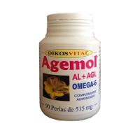 Agemol omega 6 - 90 softgels