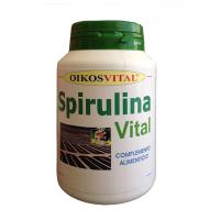 Spirulina vital 515mg - 180 capsules