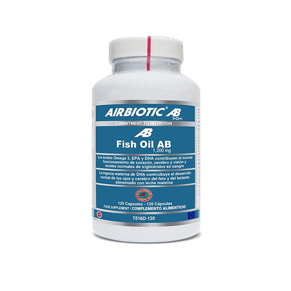 Fish oil ab 1200mg - 120 capsules